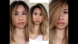 How To Blow Dry Your Bangs Like A Pro | Wendy Nguyen