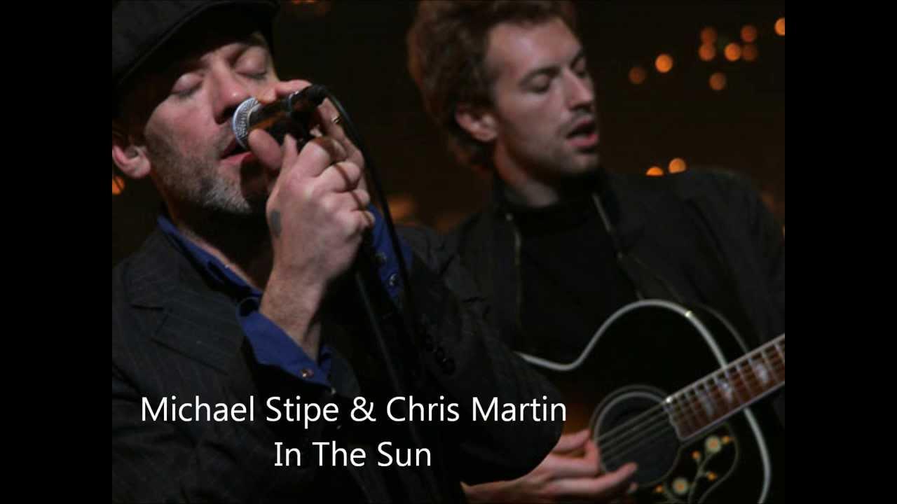 Greys Anatomy Soundtrack Michael Stipe Chris Martin In The Sun