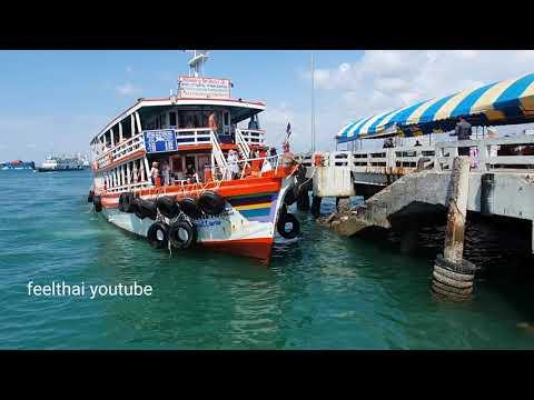 ขึ้นเรือพัทยาไปเกาะล้าน 30 บาทก็เที่ยวทะเลได้