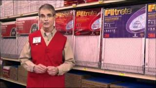 How do I select the right furnace filter?