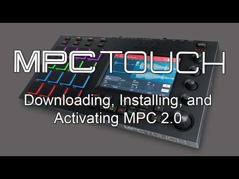 mpc touch manual pdf