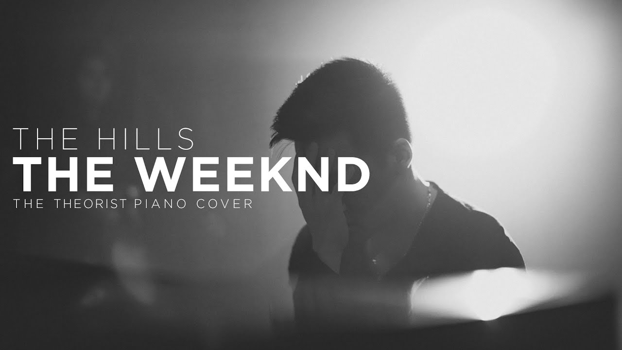 the weeknd the hills the theorist piano cover youtube. Black Bedroom Furniture Sets. Home Design Ideas