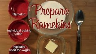 How to Prepare Ramekins