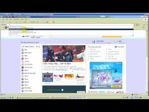 Nat  và mở Port  camera ko xem được qua mang.wmv
