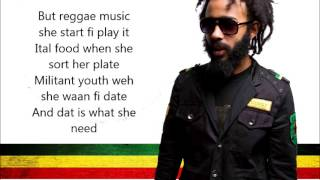 Rasta Love - Protoje ft. Kymani Marley (Letra)