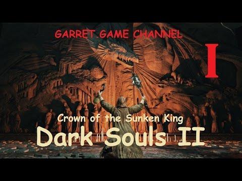 Dark Souls 2. 30 серия. DLC. Шульва, Священный город.