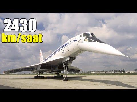 Süper Hızlı!! İşte Ses Hızından Bile Hızlı 8 Yolcu Uçağı