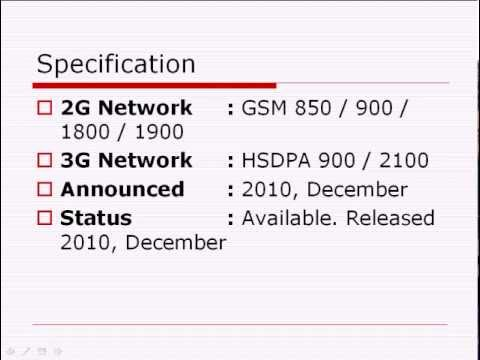 Acer beTouch E140 Specs Price Reviews
