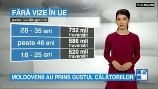 moldovenii au prins gustul călătoriilor