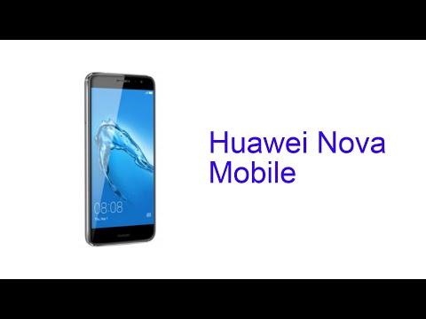 Huawei Nova Mobile Specification [Release in U.S.A. Sep 2016]