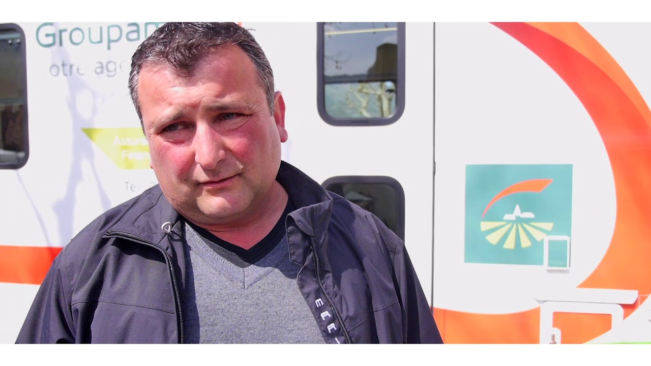 Groupama car, l'Agence mobile au service du territoire des Alpes de Haute Provence