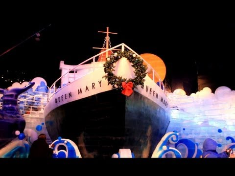 The Ice Kingdom Chill Queen Mary In