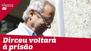 TRF-4 manda prender José Dirceu e Bumlai