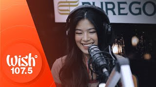 "Gigi De Lana performs ""Sa'yo"" LIVE on Wish 107.5 Bus"