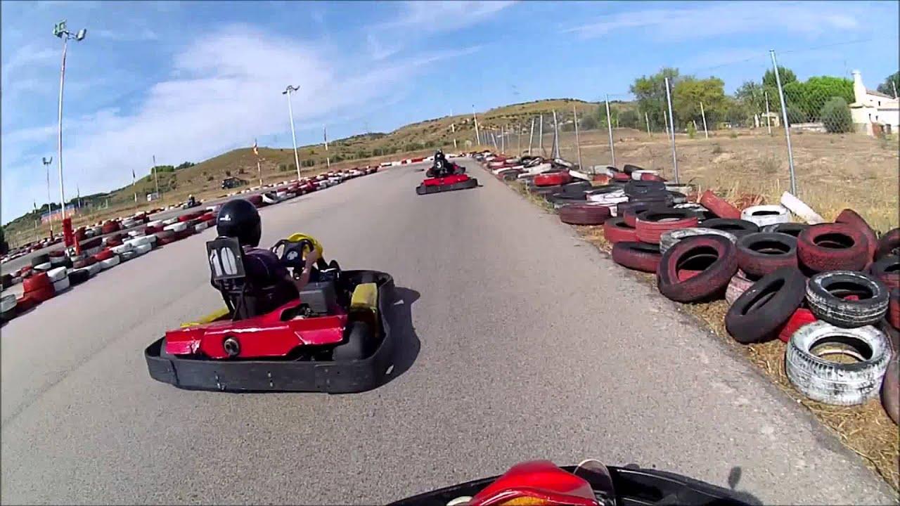 Circuito Karts : Mejores momentos y accidentes en los karts del circuito montoya