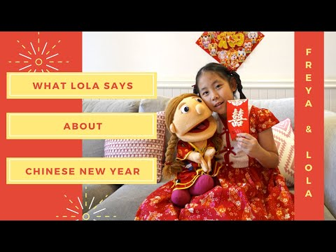 Chinese New Year Tradition for Kids ~ Kid friendly comedy movie