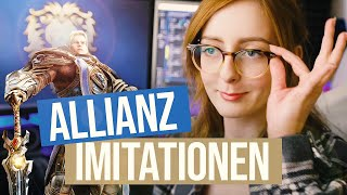 WORLD OF WARCRAFT // Alliance Voice Impressions (German)