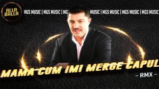 NICOLAE GUTA - MAMA CUM IMI MERGE CAPUL [ REMIX ] image