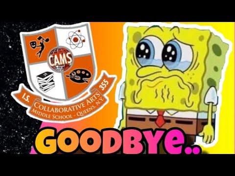 Goodbye collaborative arts middle school..
