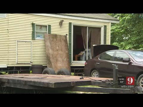 Video: Notorious Drug House In Ocala Busted