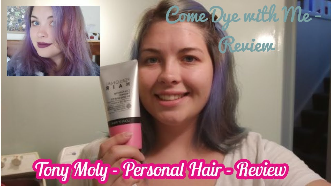 Come Dye With Me Tony Moly Personal Hair Review Youtube