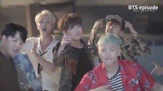 [Episode] 방탄소년단 '불타오르네 (FIRE)' MV Shooting