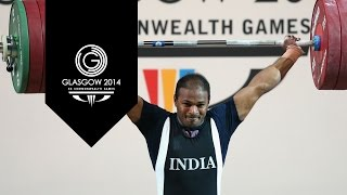 Weightlifting - Day 4 Highlights Part 10 | Glasgow 2014