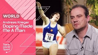 Doping Made Me A Man - Incredible Story of Andreas Krieger | Trans World Sport