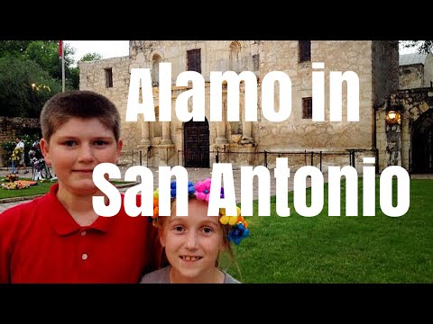 ROAD TRIP!  VISIT TO SAN ANTONIO, TEXAS
