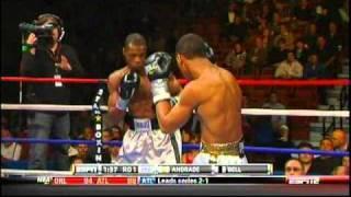 Demetrius Andrade vs Omar Bell