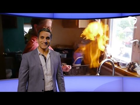 Solving America's Immigration Problem • Democracy Handbook with Bassem Youssef