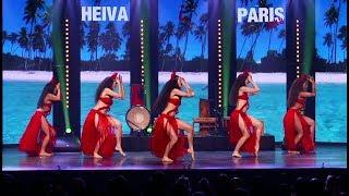 VAINQUEUR MEILLEURE TROUPE MEHURA - FINALES HEIVA i PARIS 2018 - O TAHITI NUI