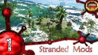 Stranded Deep Mods [01] - Tsunamis in Stranded ?! Checking out the Wave Mod [1080p-60fps]