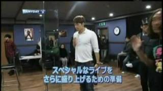 Aired on April 2, 2011 - 0:17~0:45 Rain : Hi, everyone. This is Rai...