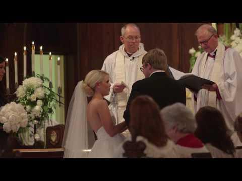Downtown Little Rock Arkansas Arts Center Wedding Film