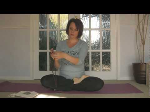 Yoga Home Practice with Pranayama and Japa meditation