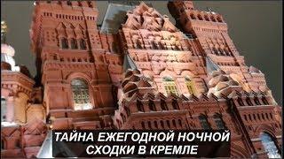 Тайна ежегодной ночной сходки в Кремле. №1027