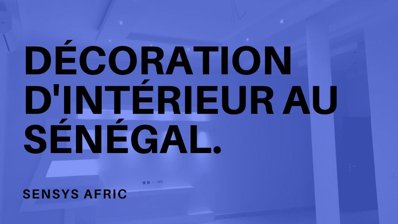 Dcoration dintrieur Sngal  Ralisations Sensys Afric