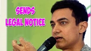 Aamir Khan Sends Legal Notice To A Pakistani Website
