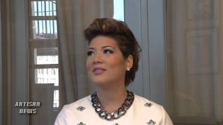 TESSANNE CHIN TELLS FANS TO COUNT ON MY LOVE AND GOOD MUSIC