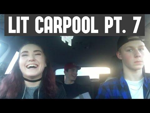 LIT CARPOOL / DRIVE AROUND W/ US PT. 7 | kai alexandra