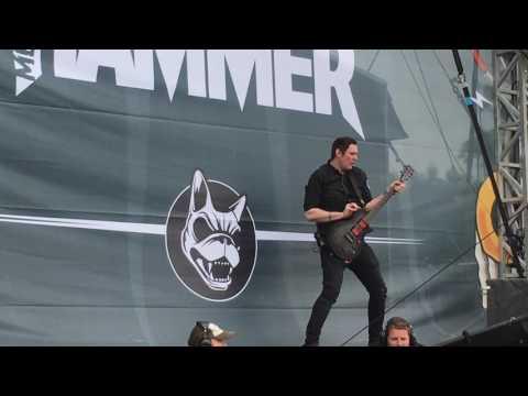 Breaking Benjamin Full Set Part 1- Live Uk Debut Download Festival 12/6/16