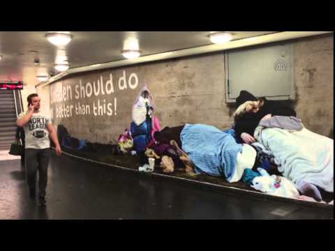 Sweden's SD party apologizes for beggars in Stockholm advert