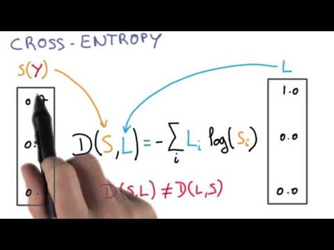 Cross Entropy