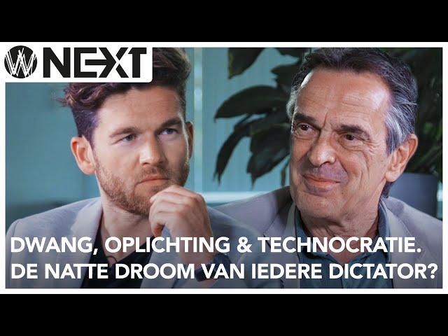 Dwang, oplichting & technocratie. De natte droom van iedere dictator?