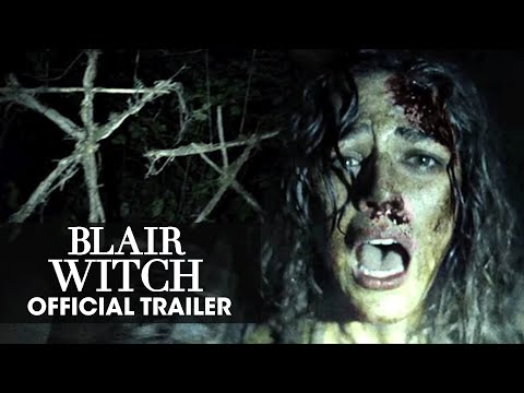 """Blair Witch (2016 Movie) Full online - """"Don't Go In There"""""""
