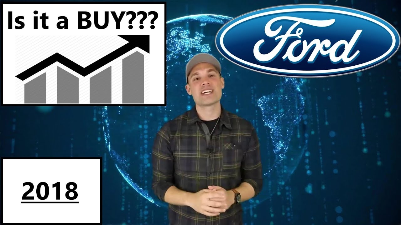 Is ford stock a buy in 2018 f stock analysis