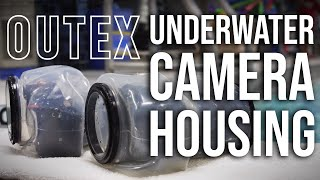 Outex Underwater Camera Housing - Underwater Photoshoot | Hands-on Review