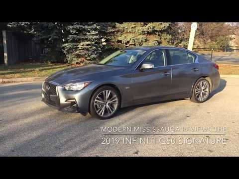 Is the 2019 Infiniti Q50 Signature worth signing off on?