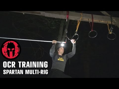 OCR Training - Spartan Multi Rig